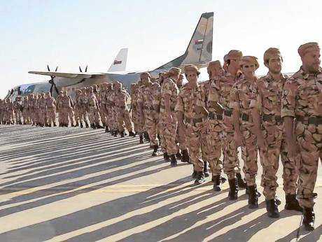 ترکی : سعودی عرب سمیت مختلف ممالک کی فوجی مشقیں