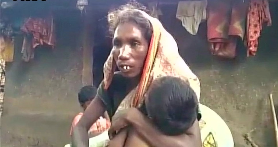 آدھار نہیں تو راشن نہیں:جھارکھنڈ میں بھوک سے بچے کی موت