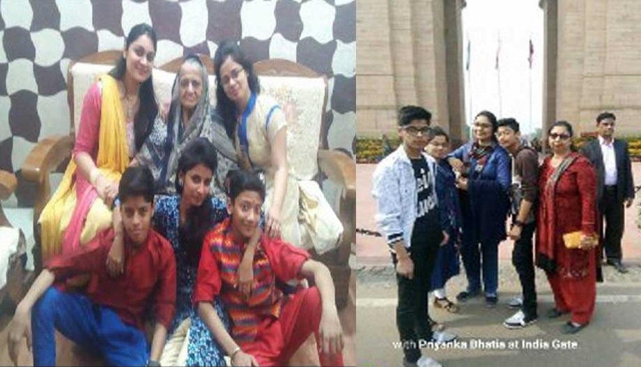 دہلی:براڑی میں ایک ہی خاندان کے 11 لوگوں نے کرلی خودکشی