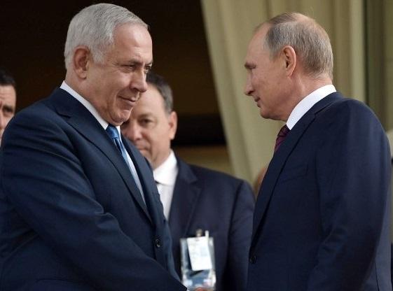 پوٹن اور نیتن یاہو کی ماسکو میں 11 جولائی ملاقات