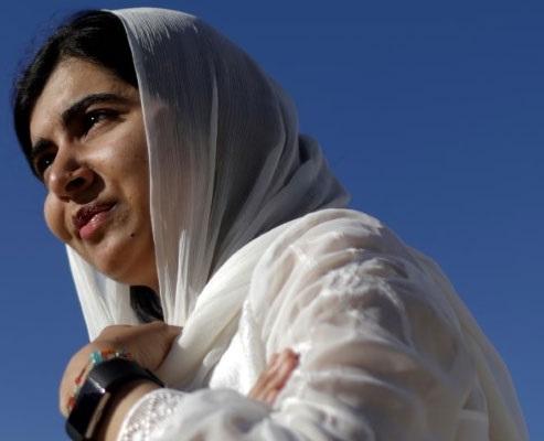 تارکین وطن بچوں کو کنبہ سے الگ کرنے کے لئے ملالہ نے کی ٹرمپ کی تنقید