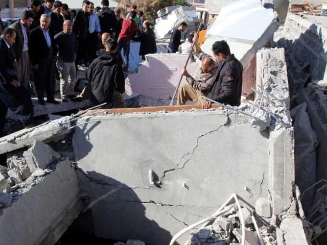 ایران میں زلزلے کے شدید جھٹکے، 290 زخمی، دو دن کے اندر چوتھی بار آیا زلزلہ