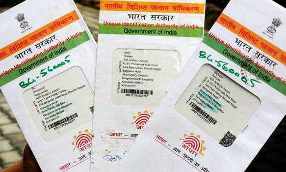 سیاسی جماعتوں کی رکنیت کو آدھار کارڈ سے منسلک کرنے کا مطالبہ