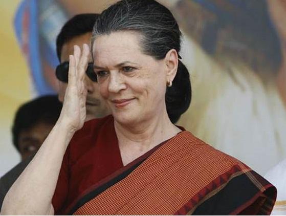 """""""کون کہتا ہے ہمارے پاس تعداد نہیں ہے:سونیا گاندھی"""""""