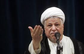 احمدی نثرادنے ایران کو جنگ کے دہانے پر پہنچا دیا تھا :رفسنجانی