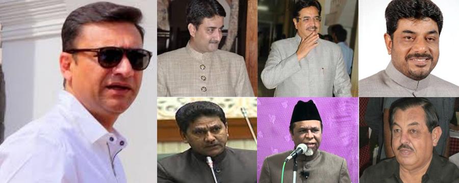تلنگانہ اسمبلی کے لیے مجلسی امیدواروں کی پہلی فہرست جاری