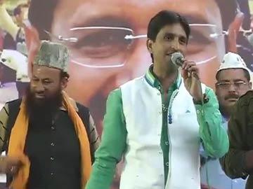 ''آپ '' کا راہول گاندھی پر ایک اور پنجہ ''جھاڑو سندیش یاترا ''