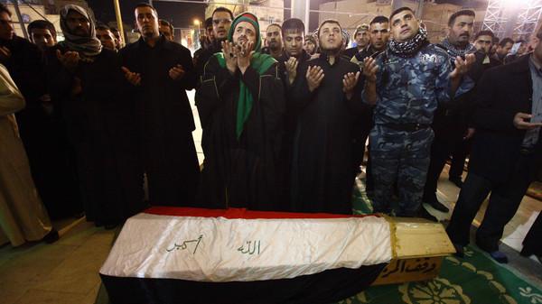عراق:الانبار میں جھڑپوں میں القاعدہ کے لیڈر سمیت 32 افراد ہلاک