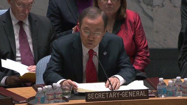 جنوبی سوڈان میں ایک ہفتہ کے اندر ہزاروں افراد کا قتل:اقوام متحدہ