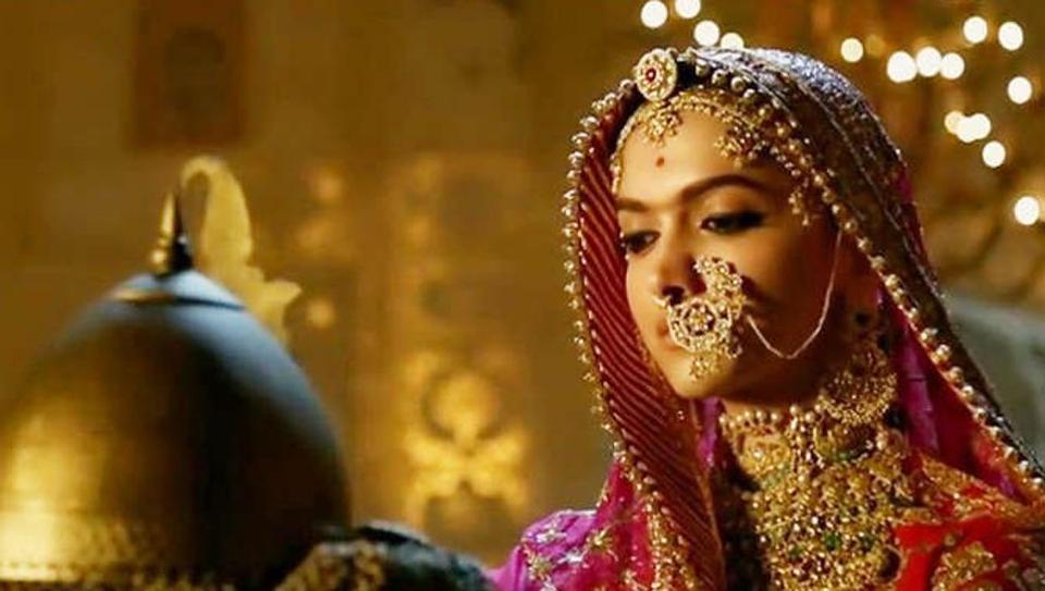 فلم 'پدماوتی' کی ریلیز اپنی طے تاریخ پر