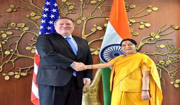 ہندوستان-امریکہ کے درمیان امیگریشن سمیت مختلف ایشوزپر گفت و شنید