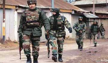 شوپیان میں جنگجوؤں کے حملے میں 2 فوجی اہلکار زخمی