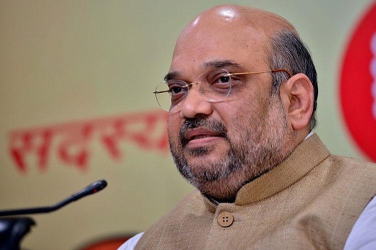 تین سال میں سیاست میں بنیادی تبدیلی : امت شاہ
