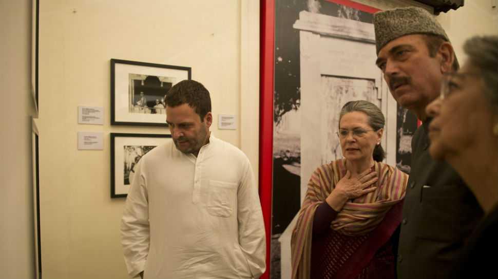 راہول گاندھی کو کانگریس صدر بننے پر سونیا گاندھی نے کہا - اب ریٹائرڈ ہوجاؤنگی