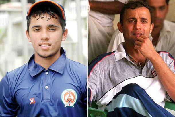 سابق وکٹ کیپر نین مونگیا کے بیٹے موہت ٹیم انڈیا میں جگہ بنانا چاہتے ہیں