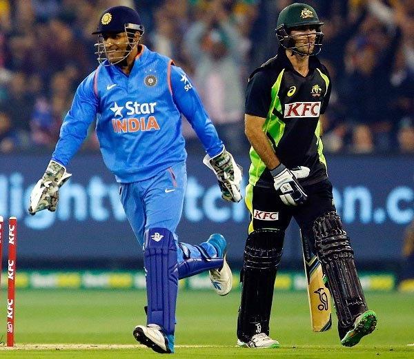 ٹیم انڈیا نے رقم کی تاریخ، آسٹریلیا میں پہلی بار جیتی ٹی -20سیریز