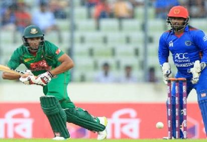 افغانستان کا بنگلہ دیش کے خلاف ٹاس جیت کر پہلے بیٹنگ کا فیصلہ
