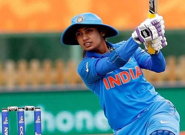 خواتین ٹی -20 چیلنجر ٹورنامنٹ: متالی کی نصف سنچری کے باوجود انڈیا بليو ٹیم کی شکست