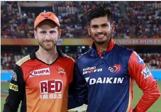 حیدرآباد بمقابلہ دہلی:دہلی نے ٹاس جیتا