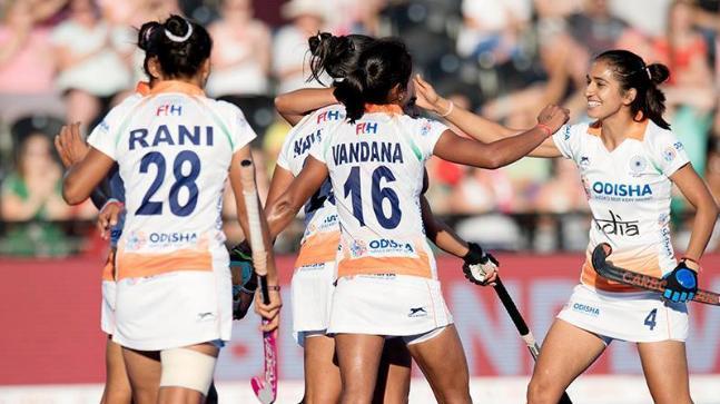 خواتین ہاکی ورلڈ کپ: اٹلی کو شکست دے کر ہندوستانی ٹیم نے کواٹر فائنل میں بنائی جگہ