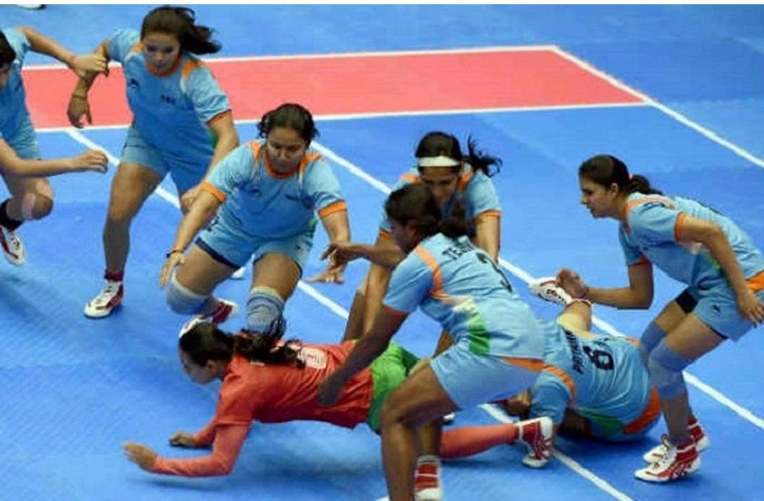 خاتون کبڈی کھلاڑیوں کو حوصلہ افزائی کی ضرورت
