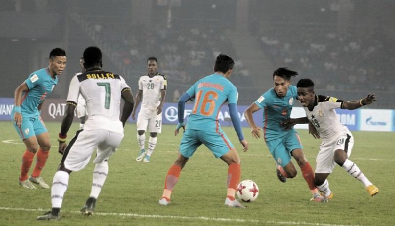 فیفا U17 ورلڈ کپ: ہندوستان نے گنوائے تینوں میچ؛ کوچ نے کہا، مجھے اس ٹیم پر فخر ہے