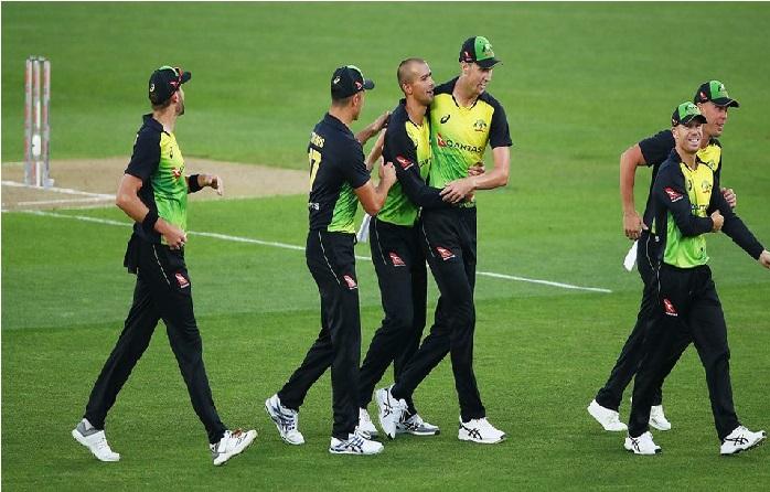 آسٹریلیا-نیوزی لینڈ:245 رن بناکر جیتا آسٹریلیا، ٹی 20 میں ہدف حاصل کرنے کا نیا ریکارڈ
