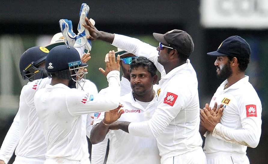 جنوبی افریقہ- سری لنکا: سری لنکا نے دوسرا ٹیسٹ بھی جیتا