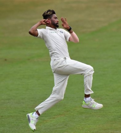 ٹیم انڈیا ۔ اے کو محمد سراج نے دلائی جیت، لیے 10 وکٹ