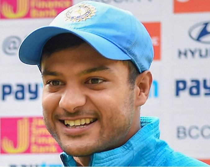 مینک اگروال کا ایشیا کپ میں بھی نہیں ہوا انتخاب