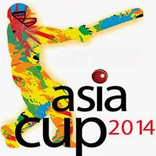 ا یشیا کپ 2014 کا آ جکا میچ سر لنکا اور افغاں نستا ن کے بیچ