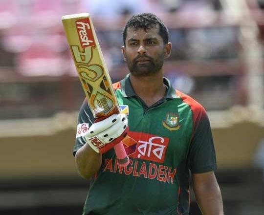 تمیم کی شاندار سنچری، بنگلہ دیش نے ویسٹ انڈیز کو شکست دی