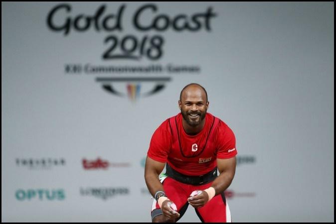 ویٹ لفٹنگ : ستیش نے ہندستان  کے لئے تیسرا طلائی تمغہ جیتا