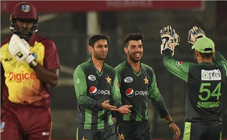 پاک-ویسٹ انڈیز ٹی 20: پاکستان کی ویسٹ انڈیز پر اب تک کی سب سے بڑی جیت