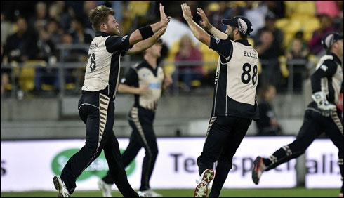 تیسرا ٹی 20:پاکستان کو 95رنز سے شکست، نیوزی لینڈ کے نام
