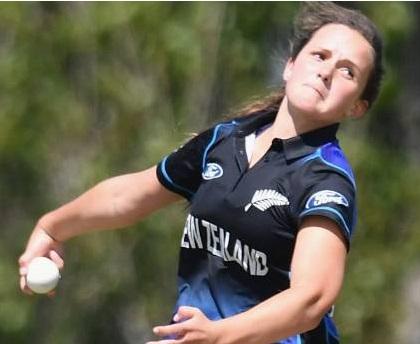 نیوزی لینڈ کی خاتون بلے باز نے نئی تاریخ رقم کی