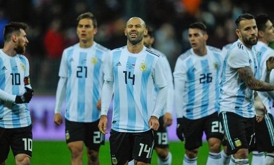 ارجنٹینا کے فیفا ورلڈ کپ کے لیے 23 رکنی اسکواڈ کا اعلان