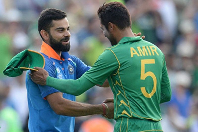 ان دو پاکستانی گیند بازوں نے کی وراٹ کوہلی کی تعریف، بتایا عظیم بلے باز