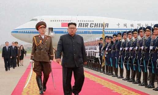 کم جونگ کی وطن واپسی