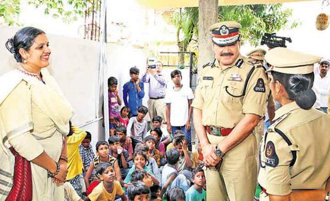 حیدرآباد: تکارام گیٹ پولیس نے مراٹھابستی کی ذمہ داری قبول کی