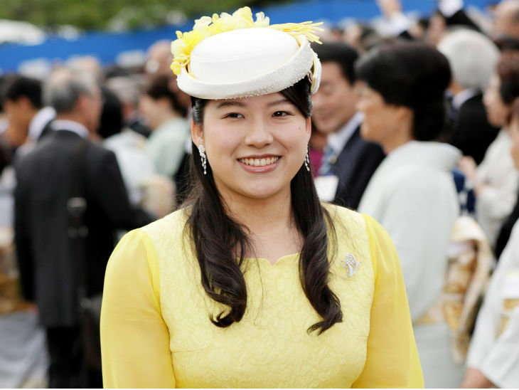 جاپان کی راجکماری عام شہری سے شادی کریں گی