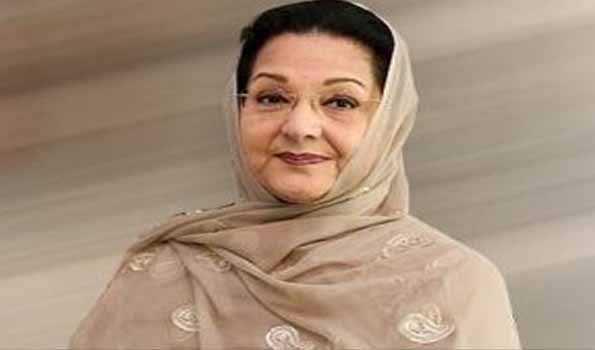 پاکستان کے سابق وزیر اعظم نواز شریف کی اہلیہ کلثوم نواز کا انتقال