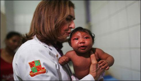 زیکا وائرس:برازیل ، اسقاط حمل قوانین میں نرمی کرے،یو این