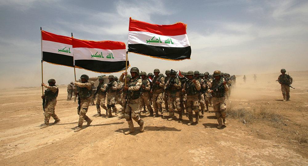 عراقی فوج کا کرکک کے بڑے علاقہ پر کنٹرول کا دعویٰ