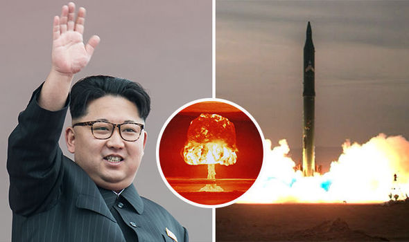 شمالی کوریا صحیح راہ پر : کم جونگ