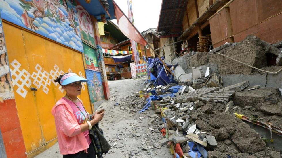 جنوبی چین میں 6.3 شدت کا زلزلہ