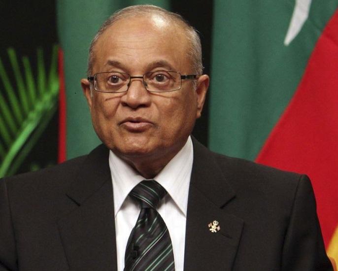 مالدیپ کے سابق صدر مامون کو سزائے قید