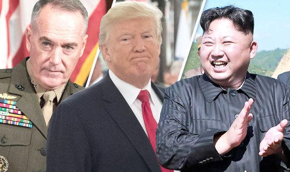 امریکہ کی شمالی کوریا پر نئی پابندیاں عائد ، کم نے ٹرمپ کو بددماغ بتایا