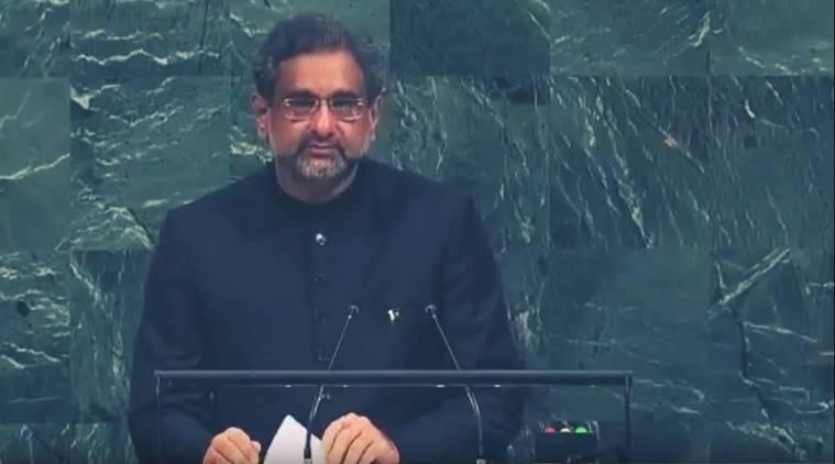 پاکستان نے اقوام متحدہ کے جنرل اسمبلی میں کشمیر کا مسئلہ اٹھایا