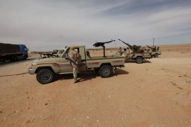 اسلامک اسٹیٹ اور حکومتی فوج میں جھڑپیں، تین فوجی ہلاک: لیبیا